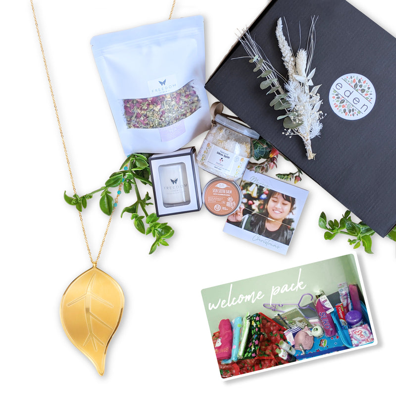 Gift Box - Eden Leaf