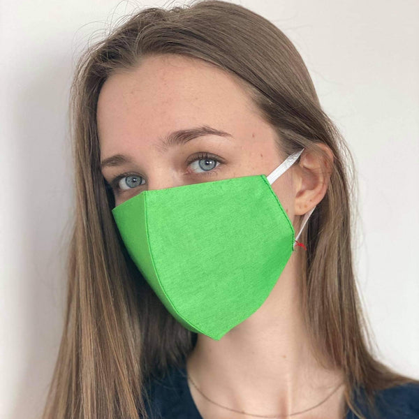 MyanMask Face Mask - GREEN (Available in Australia Only)