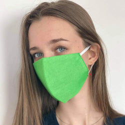 MyanMask Face Mask - LIGHT GREEN (Available in UK Only)