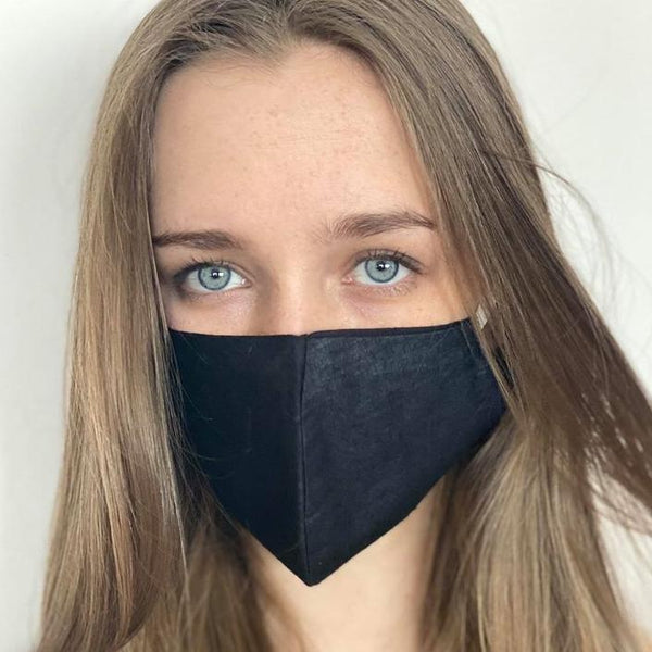 MyanMask Face Mask - BLACK  (Available in Australia Only)