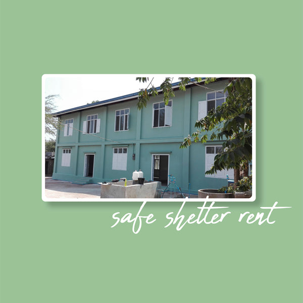 One Week of Safe Shelter Rent
