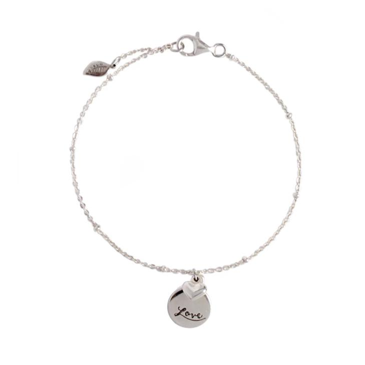 Courageous Heart Bracelet