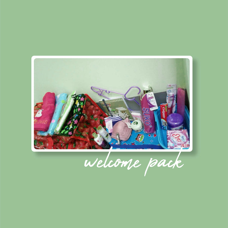 One Welcome Pack