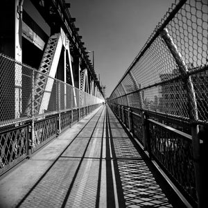 Manhattan Bridge, New York 2008