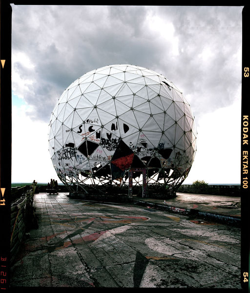 Family Portrait, Teufelsberg Berlin, 2017