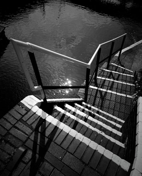 Canal Stairs, London 2019