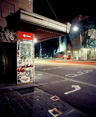 Hosier Lane, Melbourne 2010
