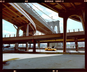 Under The Brooklyn, New York 2008