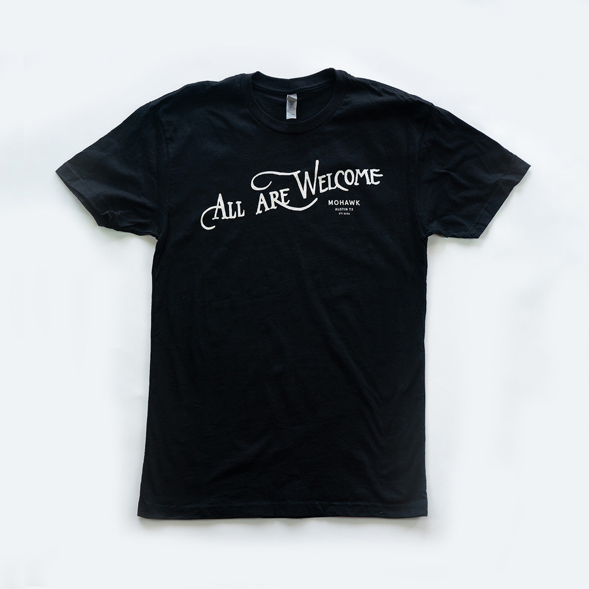 """All Are Welcome"" Tee"