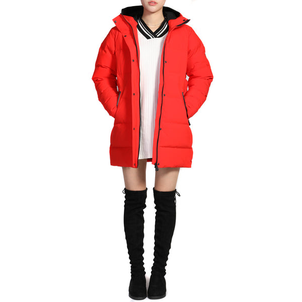 Sail Racing - W Race Down Parka