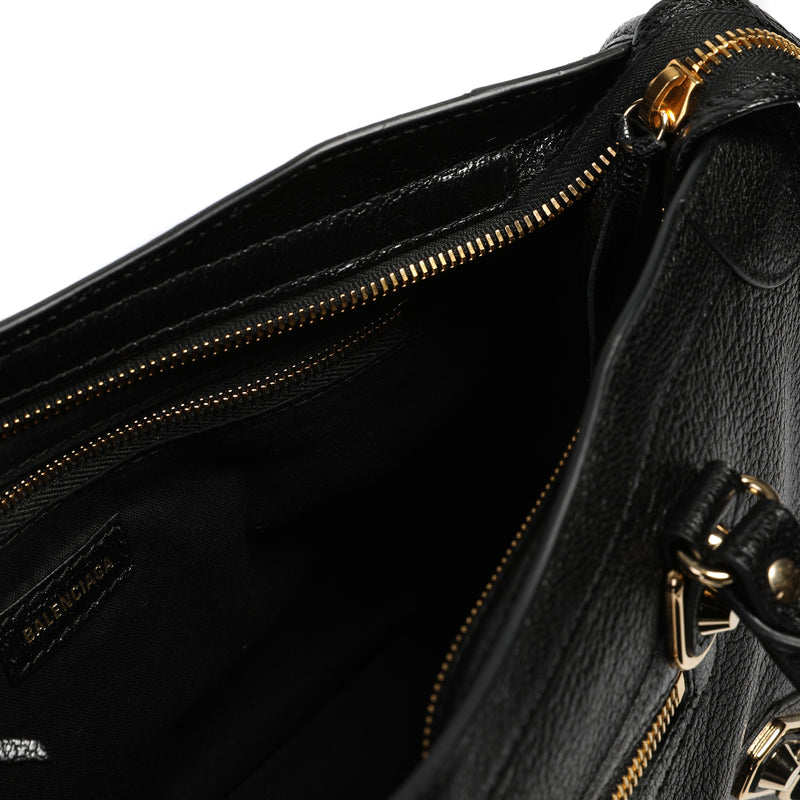 Balenciaga - Classic Metallic Edge City S