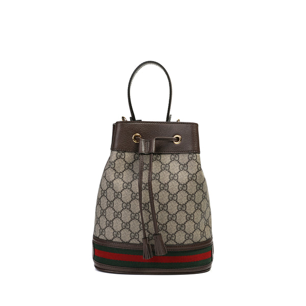 Ophidia GG bucket bag