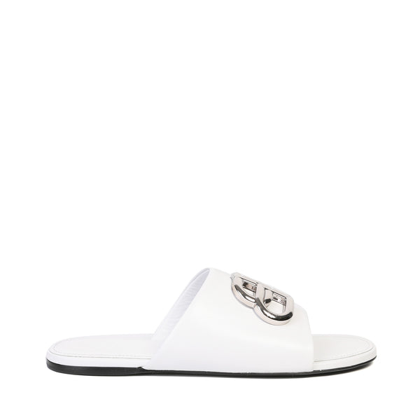 Oval Bb Mule Sandals