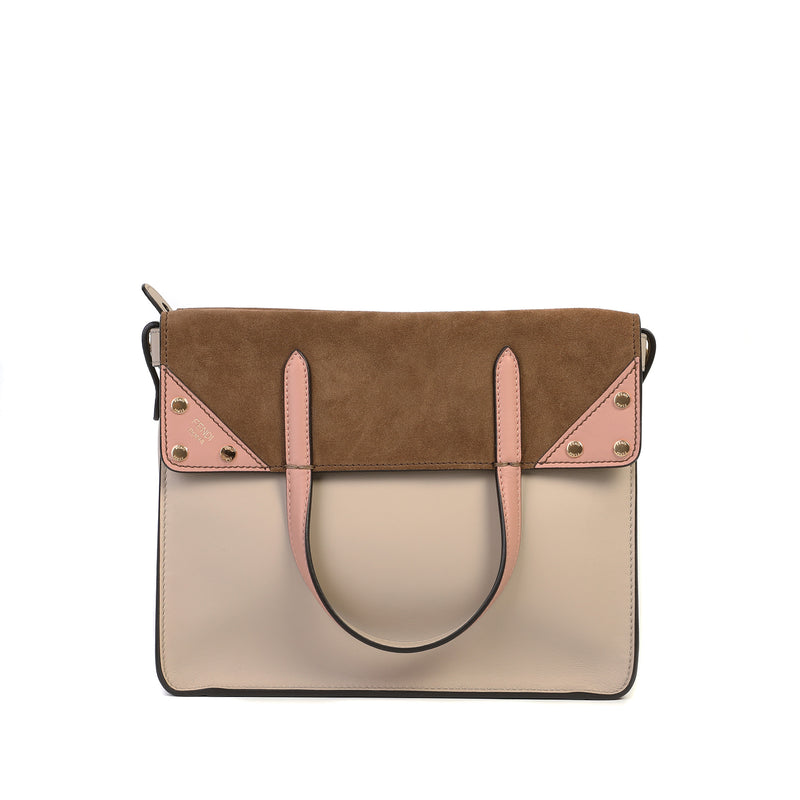 [LOWEST PRICE] - Small Fendi Flip tote bag