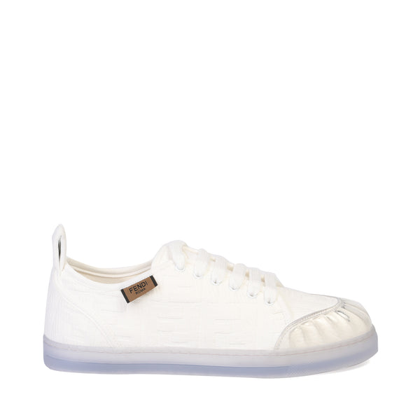 Promenade low top lace-up sneakers
