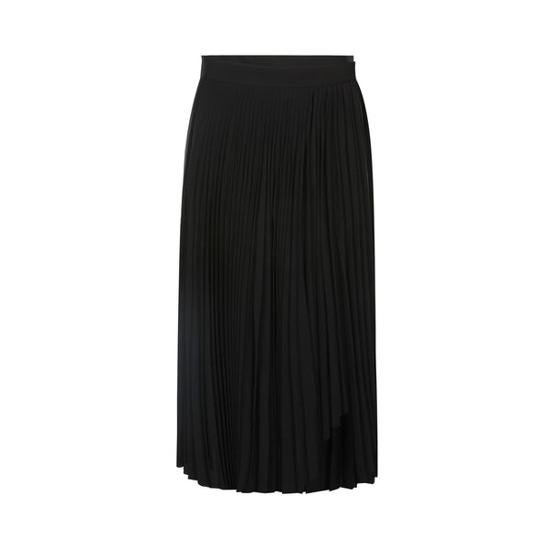 Acne Studios Pleated Skirt Black