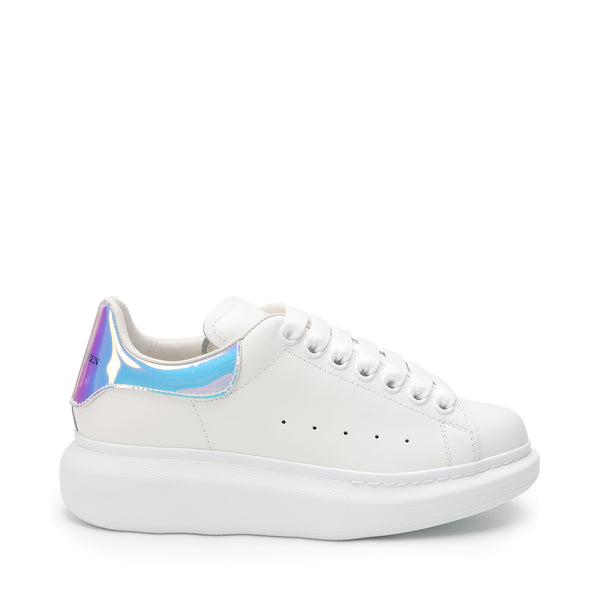 Alexander McQueen - Oversized Lace-up Sneakers