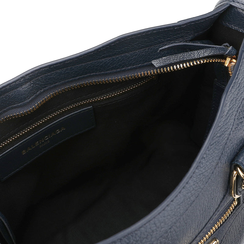 Balenciaga Classic Metallic Edge City S