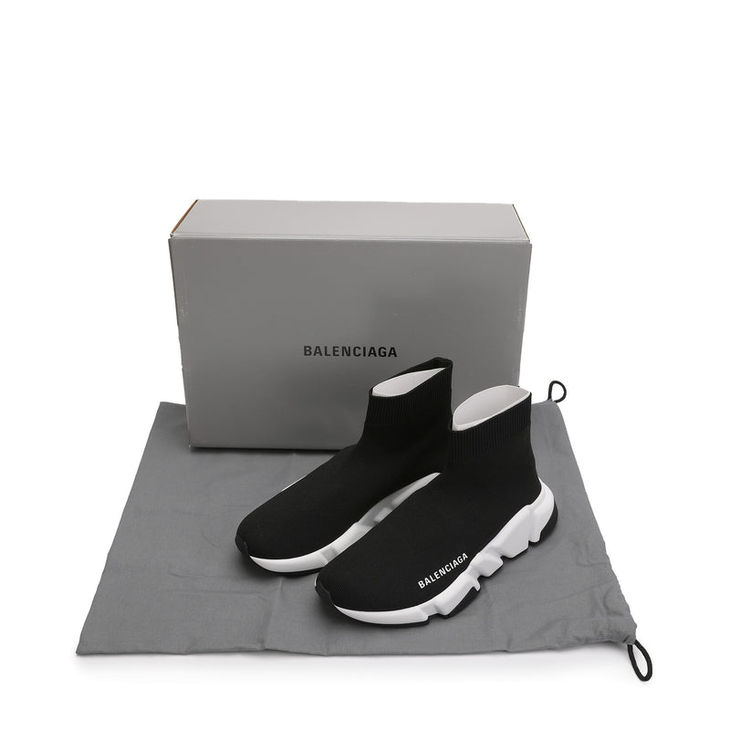 Balenciaga - Speed Pull-on Sneakers