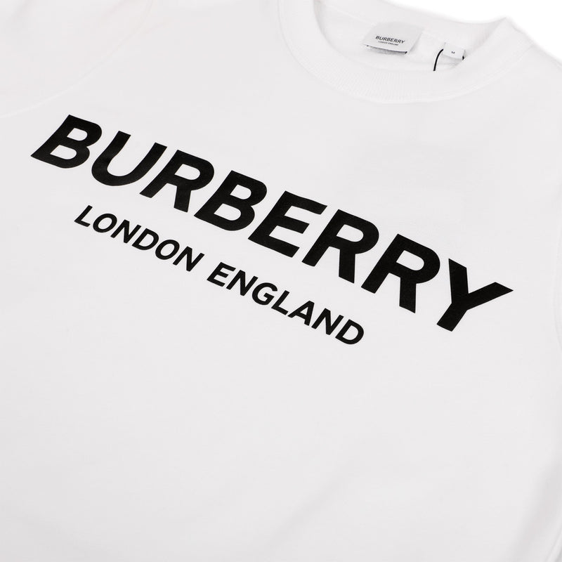 Burberry Long Sleeves Cotton Sweatshirts