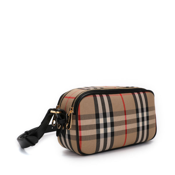 Vintage Check Belt Bag