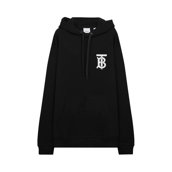 Burberry - Chest Logo Hoodie
