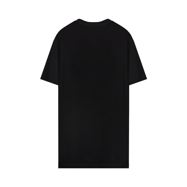 Burberry - Logo Embroidered T-shirt