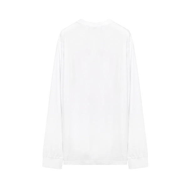 Burberry - Monogram-motif Long-sleeve T-shirt