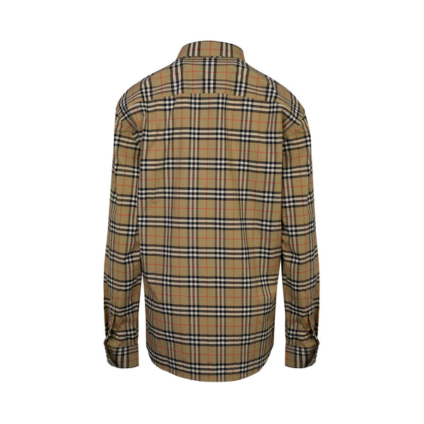 Burberry - Small Scale Check Shirt
