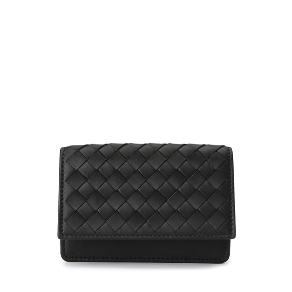 Bottega Veneta - Intrecciato Leather Card Case