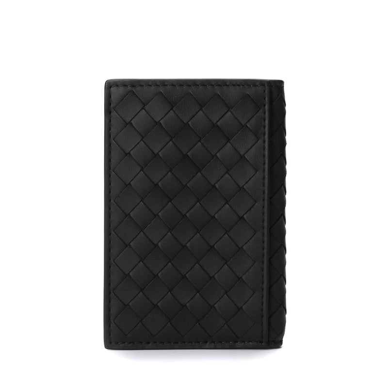 Intrecciato Weave Card holder