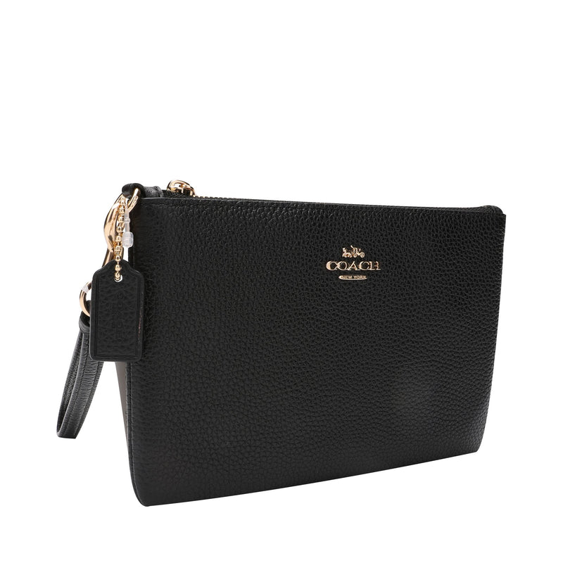 Coach Small Wristlet Pouch