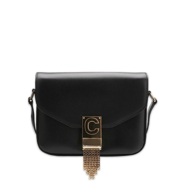 Celine Small C Bag With Pampille