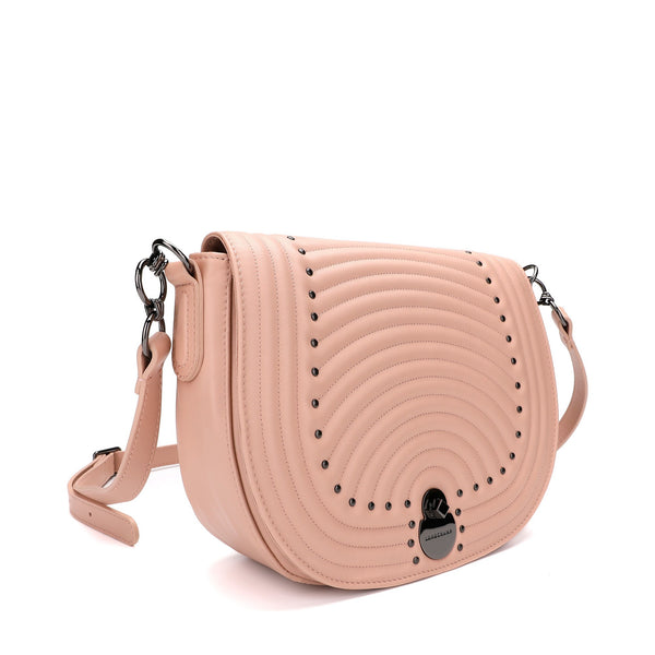 Longchamp Cavalcade Studded Crossbody Bag