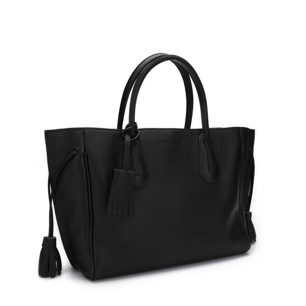 Longchamp Penelope Leather Tote