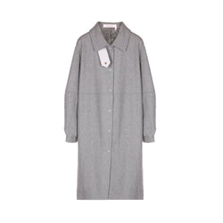 Chloe See by Chloe Oversized Shirt Coat