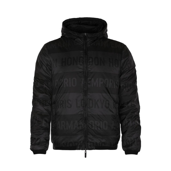 Emporio Armani City Press Two-side Reversible Padded Jacket