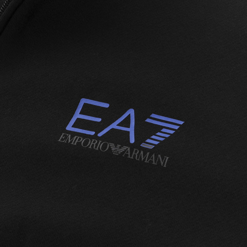 EA7 Full Zip Sweatshirt