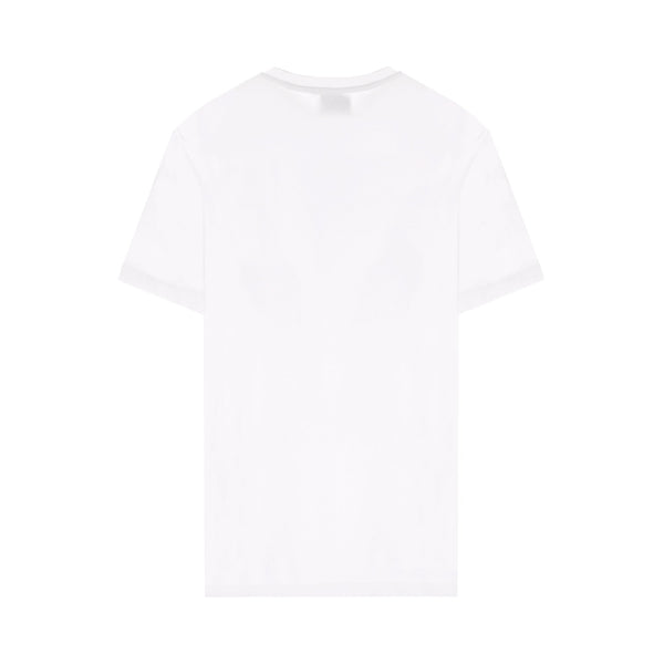 Emporio Armani EA7 logo patch T-shirtEmporio Armani EA7 Logo Patch T-shirt
