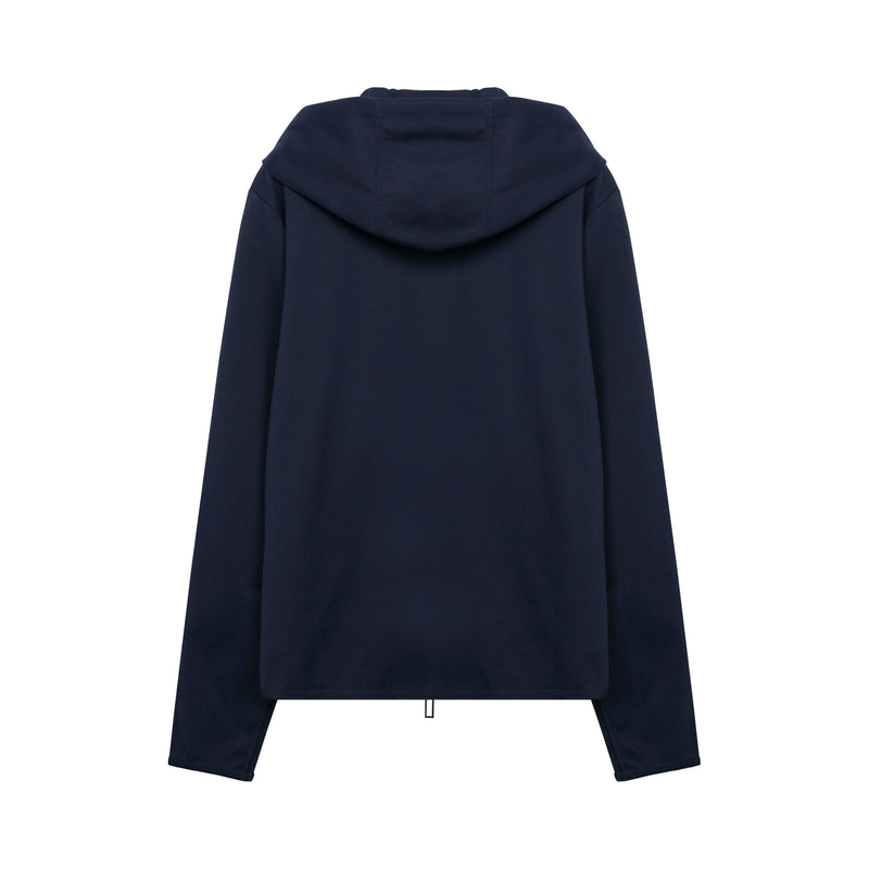 [LOWEST PRICE] - Emporio Armani - Basic Zip Up Hoodie