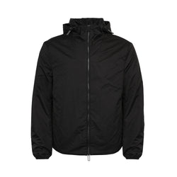 Emporio Armani - Monogram Print Hooded Jacket