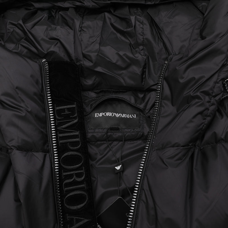 Emporio Armani - Hooded Puffer jacket