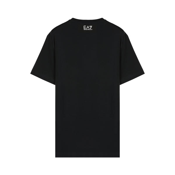 [LOWEST PRICE] - EA7 Monogram Print T-shirt