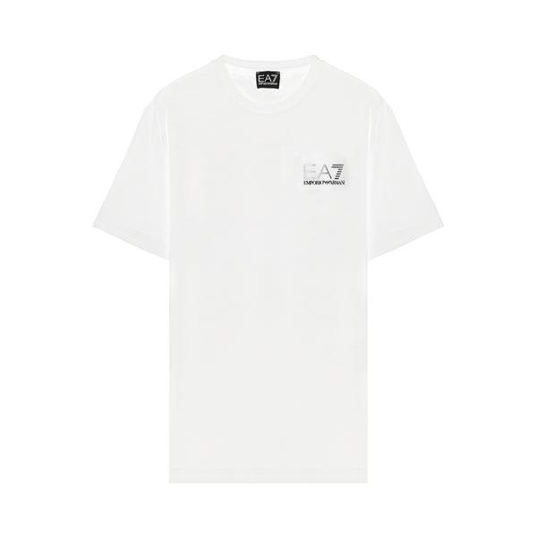 EA7 rear logo T-shirt