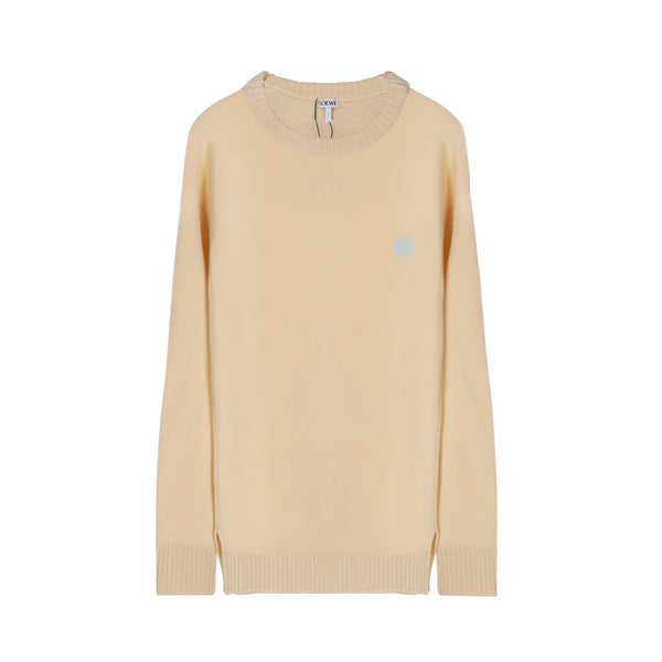 Loewe Long Sleeved Knit Top