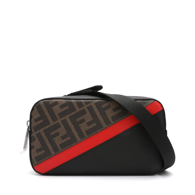 Fendi Micro FF Logo Camera Bag