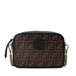 Fendi - FF motif camera bag