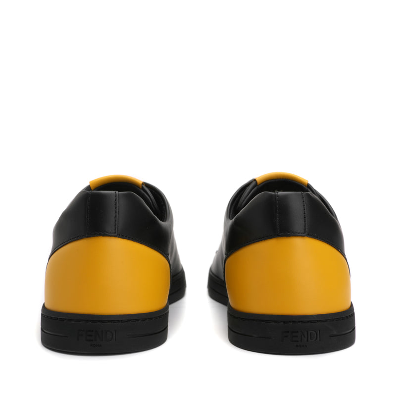 Fendi - Corner Bugs low-top sneakers