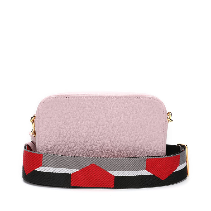 Furla Brava Mini Crossbody BagFurla Brava Mini Crossbody Bag with Colour Block Ribbon Shoulder Strap