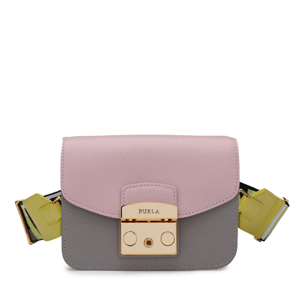 Furla Metropolis Brava Mini Crossbody Bag
